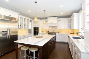 Meridian Homes - Custom Home in Bethesda - Kitchen