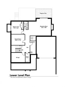 Lower Level - 6404 East Halbert